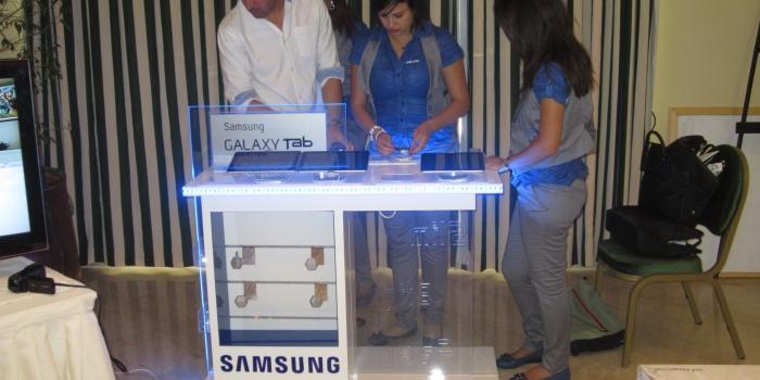 Présentoir SAMSUNG Galaxy