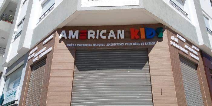 American Kids Lac 1