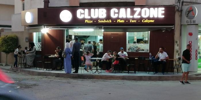 Façade Club Calzone 2019